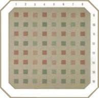 проверка зрения на цветовосприятие по тесту на дальтонизм. Картинка 19