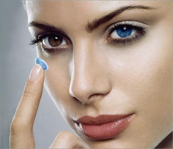 Линзы для смены глаз - зачем они нужны
