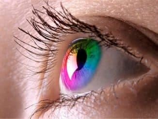 Цветные линзы с диоптриями: насколько популярны сейчас
