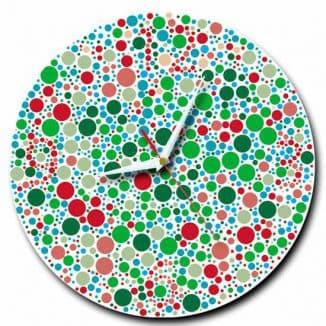 Как проверить зрение у офтальмолога на дальтонизм