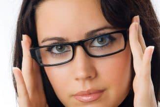 очки для зрения, кошачьи очки для зрения, очки с черной оправой, черные очки для зрения, очки с дырочками для улучшения зрения, оправы очков для зрения, очки для зрения фото, каталог очков для зрения,