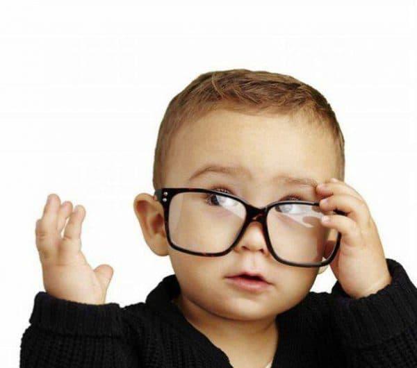 Лечение астигматизма у детей в раннем возрасте