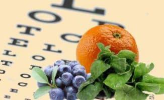Продукты для зрения улучшения полезные, какие для восстановления, при близорукости