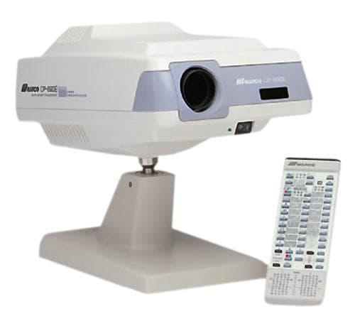 Прибор определения остроты зрения Проектор зрительных знаков