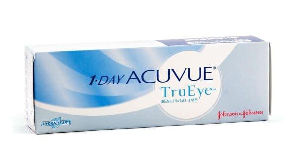 однодневные гидрогелевые линзы Acuvue