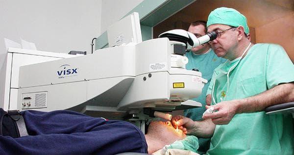 операция при близорукости