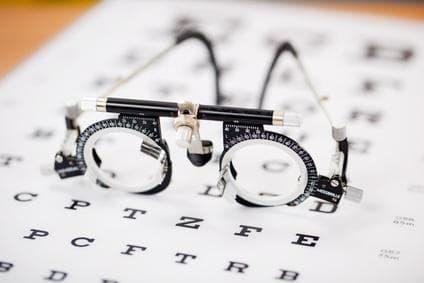 Офтальмологические оптические линзы