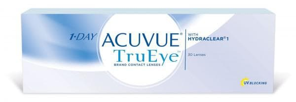 1-Day Acuvue TruEye контактные линзы