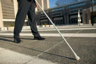 инвалидность по зрению критерии