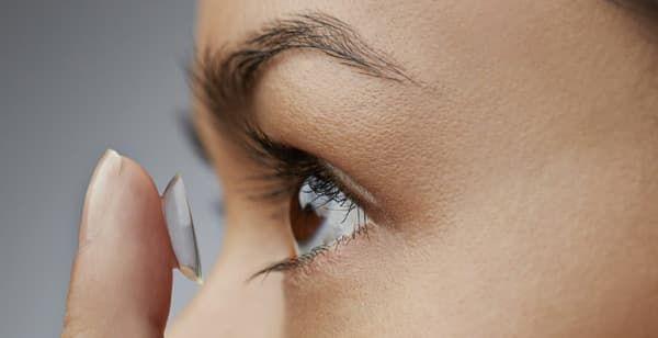 Принципы выбора контактных линз