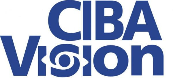 Логотип компании CIBA Vision