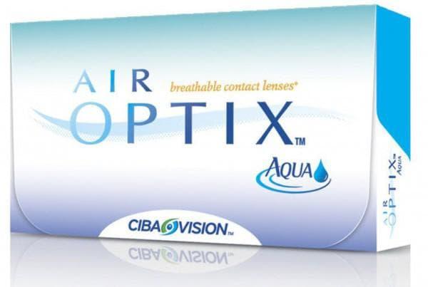 Контактные линзы CIBA Vision