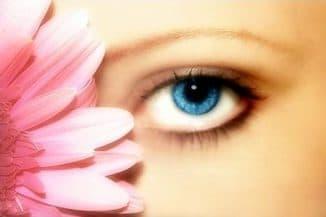 оптические линзы для глаз
