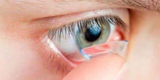 жесткие ночные контактные линзы