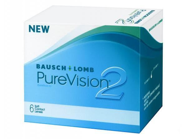 Pure Vision 2 HD от Bausch + Lomb