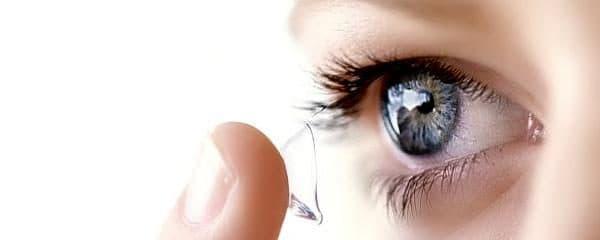 типизация контактных линз