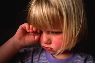 конъюнктивит у трехлетних детей