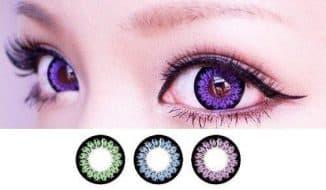цветные линзы вредны ли для глаз