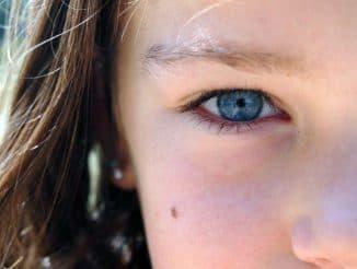 здоровые глаза у ребенка