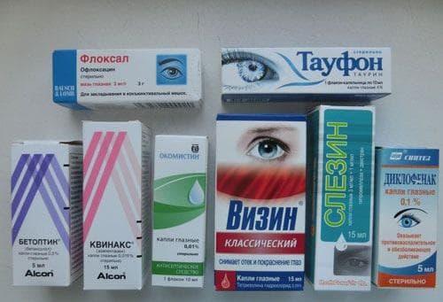 Лучшие глазные капли при конъюнктивите у взрослых и детей: сколько стоят?