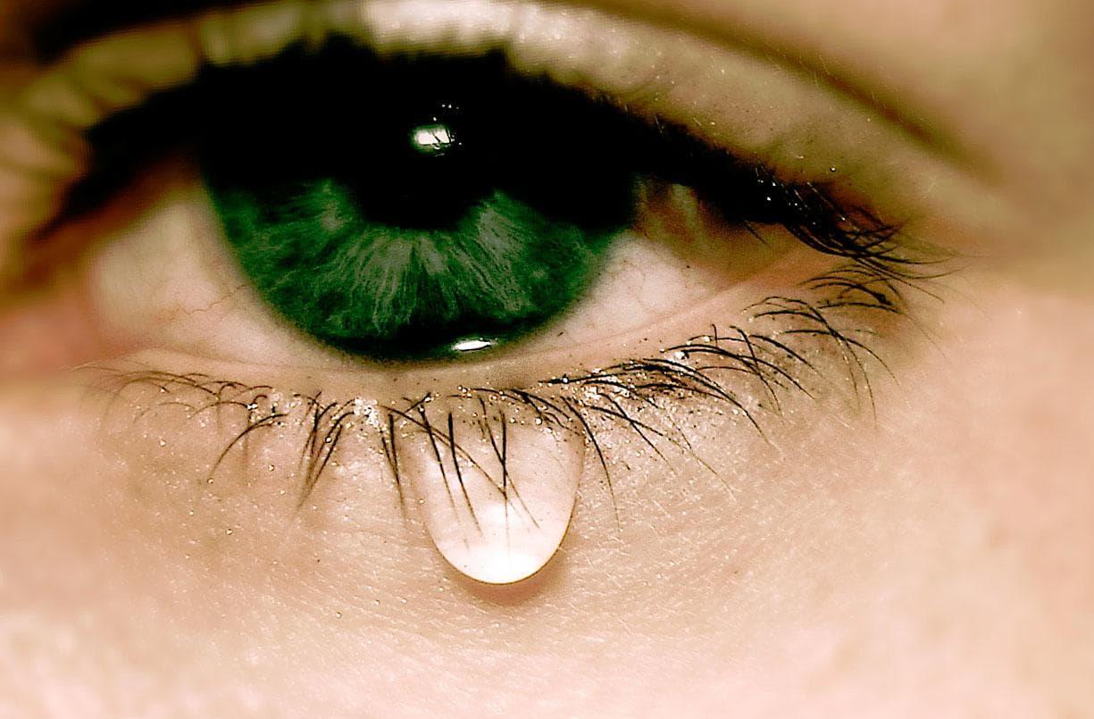 Слезятся глаза у взрослого человека – почему глаза слезятся, что делать?