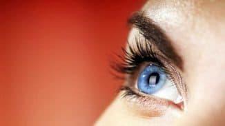 глаза здоровые