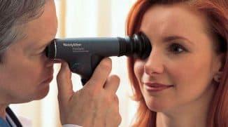 oftalmoskopiya