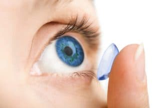 капли для глаз при ношении линз