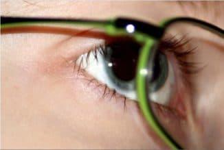 зрение минус