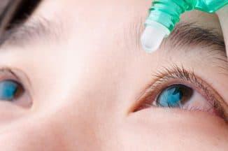 капли для глаз для зрения