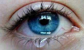 капли от слезоточивости глаз