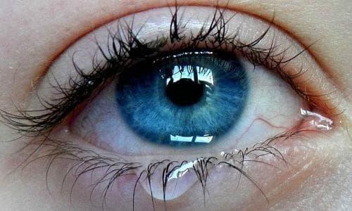 Капли от слезоточивости глаз для пожилых