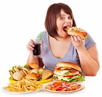 Неправильное питание