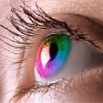 Однодневные цветные линзы с диоптриями