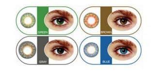Оттеночные линзы офтальмикс, цветные, баттерфляй, био, отзывы, профи