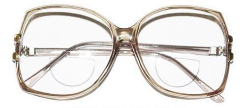 бифокальные очки для чтения