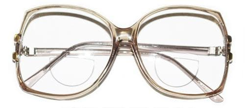 Бифокальные очки для зрения