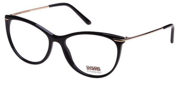 Очки с металлическими дужками и пластиковой оправой для ребенка