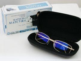 защитные компьютерные очки матсуда