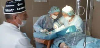 хирургическое удаление птеригиума