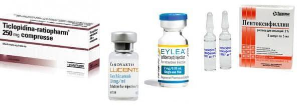 консервативный метод лечения сетчатки глаза