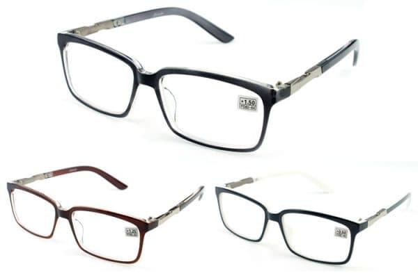разновидности очков для зрения