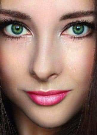 glimmer green