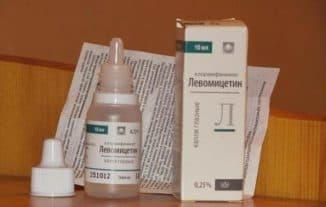 Левомицитиновые глазные капли: инструкция по применению для взрослых и детей, как капать, можно ли