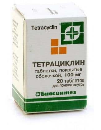 tetraciklin-tabletki