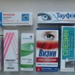 Глазные капли при катаракте: разновидности, особенности применения