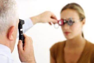 плановая проверка зрения после удаления катаракты