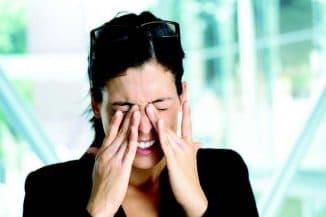 Капли для снятия усталости глаз