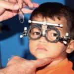 Астигматизм у детей: причины, симптомы, лечение